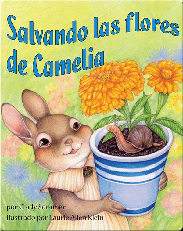 Salvando las flores de Camelia