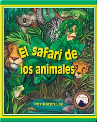 El safari de los animales