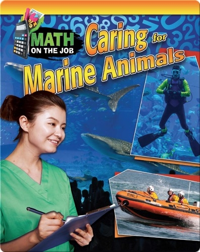 Math on the Job: Caring for Marine Animals