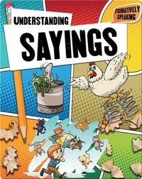 Understanding Sayings