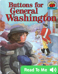 Buttons For General Washington