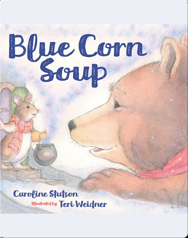 Blue Corn Soup