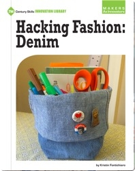 Hacking Fashion: Denim