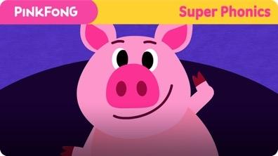 Super Phonics - Big Pig (ig)