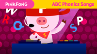 (ABC Phonics Songs) Hip-Hop Alphabet
