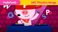 (ABC Phonics Songs) Hip-Hop Alphabet