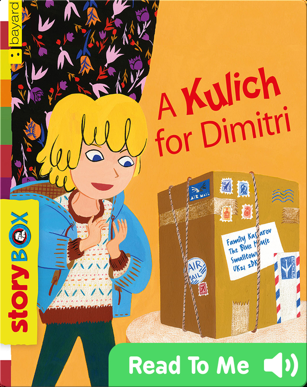 A Kulich for Dimitri
