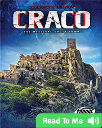 Craco: The Medieval Ghost Town