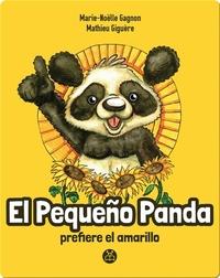 El Pequeño Panda prefiere el amarillo