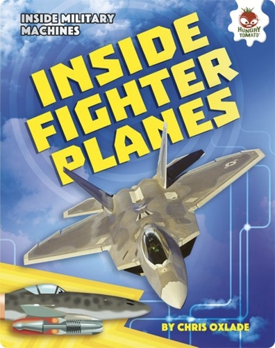 Inside Fighter Planes