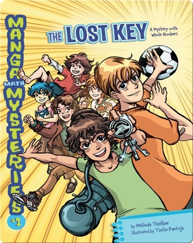 #1 The Lost Key: A Mystery with Whole Numbers