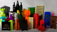 How To Build LEGO Skyscrapers