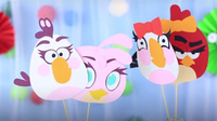 DIY Angry Birds Party Supplies