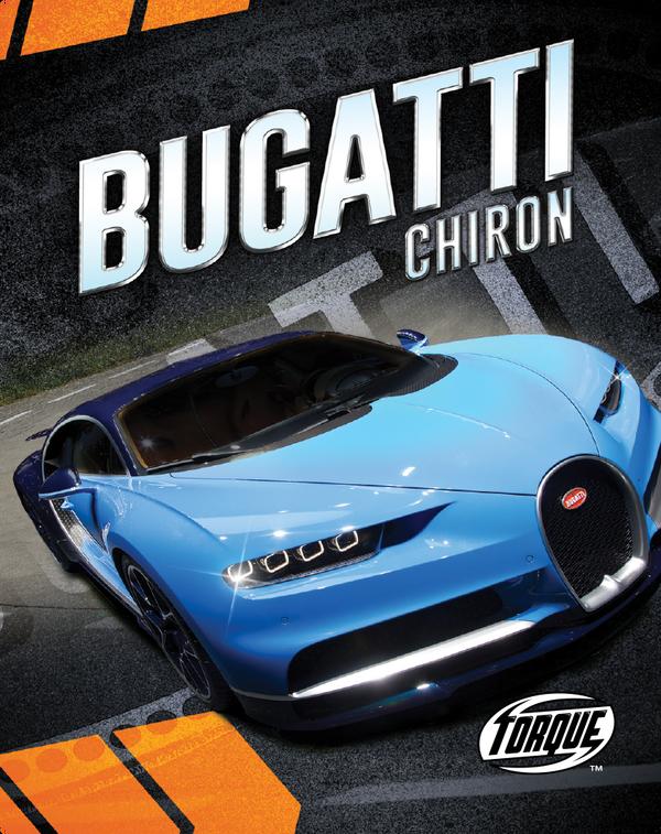 Car Crazy: Bugatti Chiron