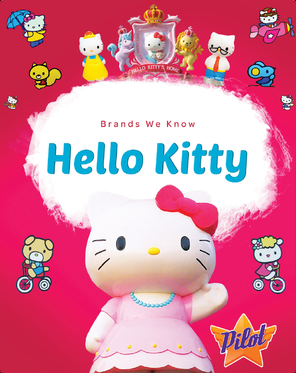 Brands We Know: Hello Kitty