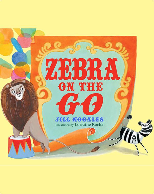 Zebra on the Go