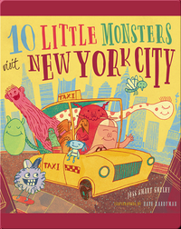 10 Little Monsters Visit New York City