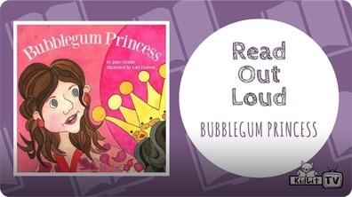 Read Out Loud | BUBBLEGUM PRINCESS