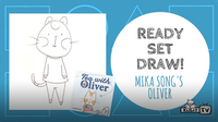 Ready Set Draw! | TEA WITH OLIVER