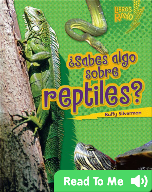 ¿Sabes algo sobre reptiles? (Do You Know about Reptiles?)