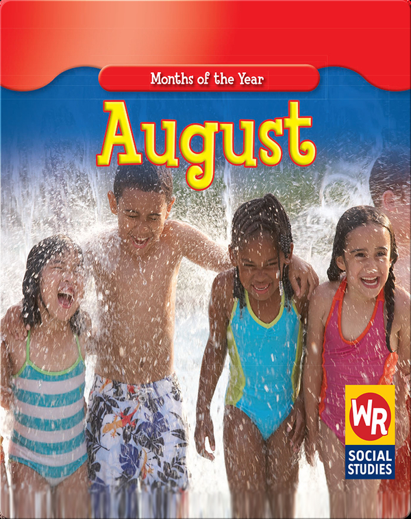 Months of the Year: August