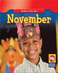 Months of the Year: November