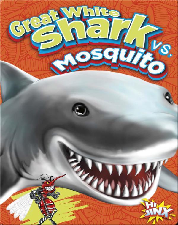 Great White Shark vs Mosquito