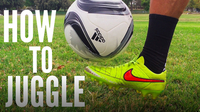 The Beginner's Tutorial to Soccer/Football Juggling