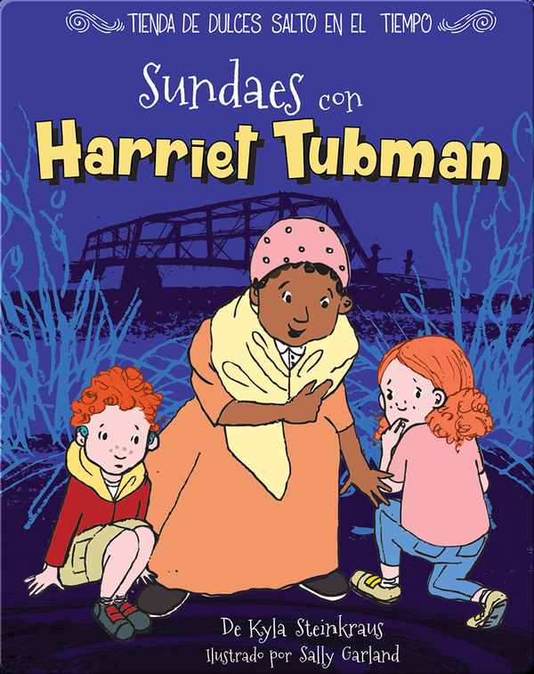 Sundaes con Harriet Tubman