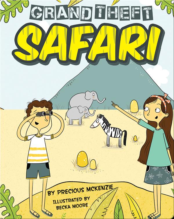 Grand Theft Safari (Kenya)