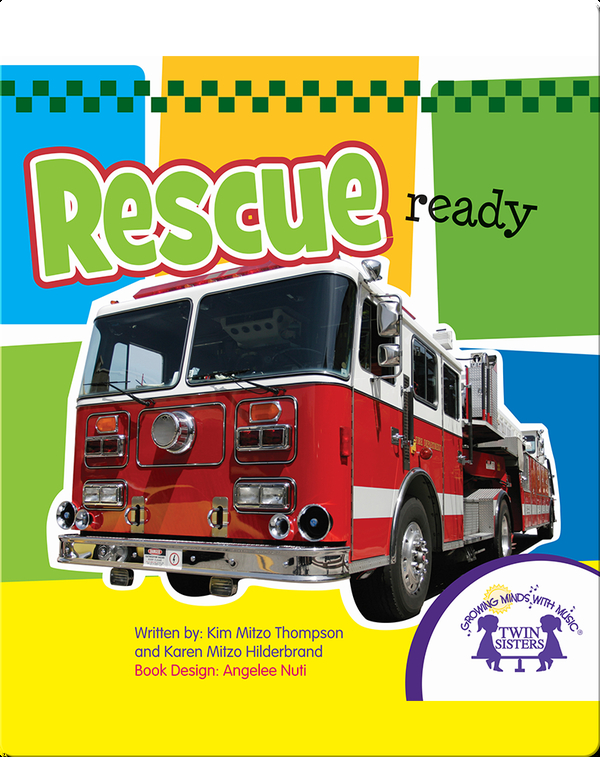 Rescue Ready Picture Book