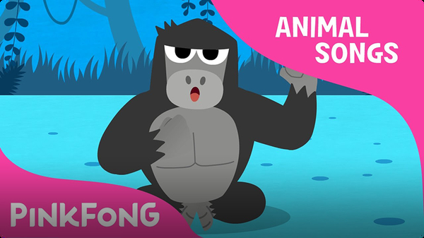 Boom Di Boom Di Gorilla (Animal Songs)