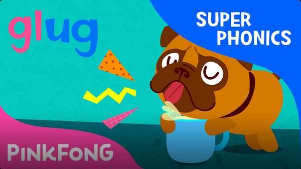 Super Phonics - Glug Glug Glug (ug)
