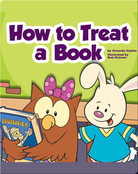 How to Treat a Book