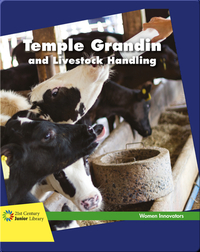 Temple Grandin and Livestock Management