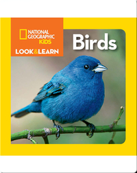 National Geographic Kids Look and Learn: Birds