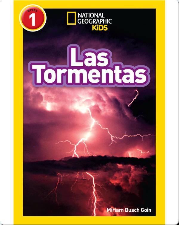 National Geographic Readers: Las Tormentas (Storms)
