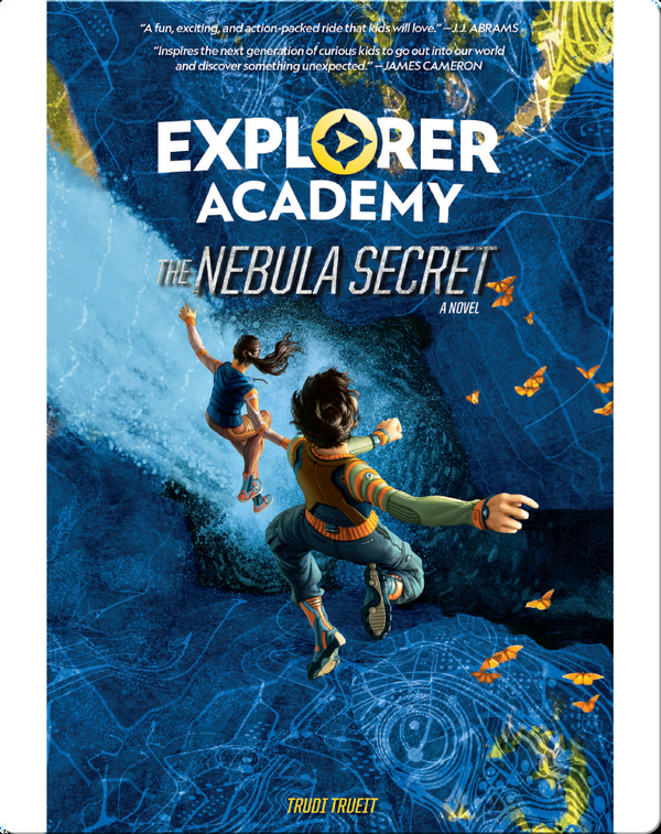 Explorer Academy Book 1: The Nebula Secret