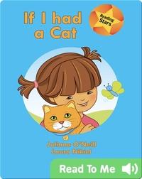 If I had a Cat