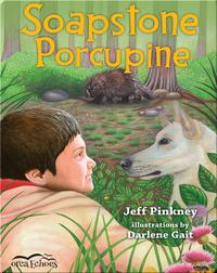 Soapstone Porcupine