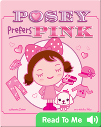 Posey Prefers Pink