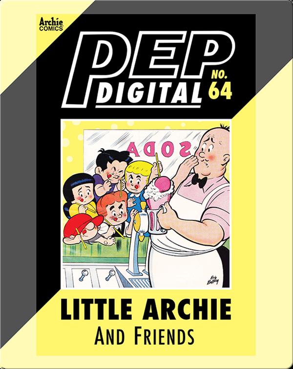 Pep Digital Vol. 64: Little Archie & Friends