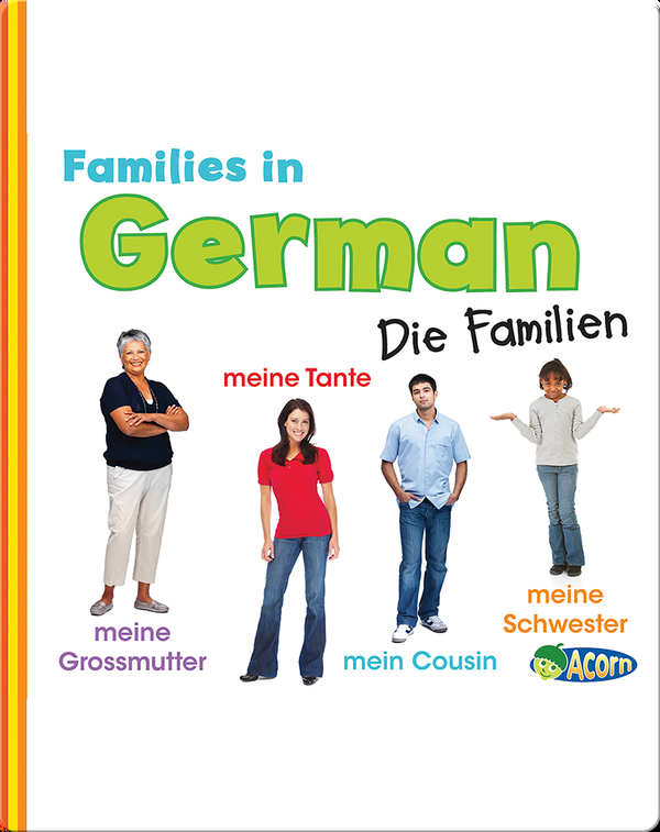 Families in German: Die Familien