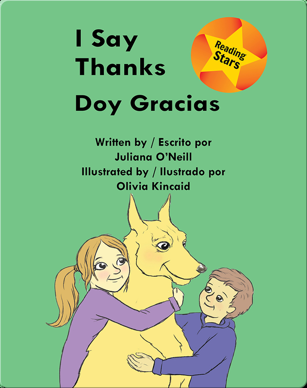 I Say Thanks / Doy gracias