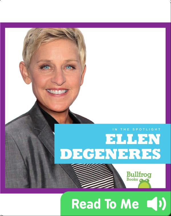 In the Spotlight: Ellen DeGeneres