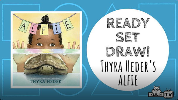 Ready Set Draw! The Turtle from ALFIE