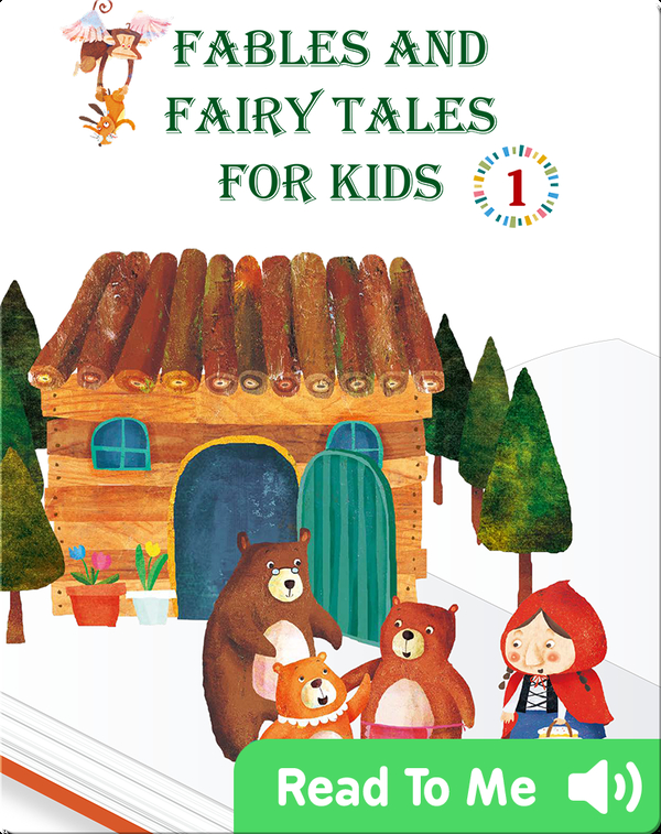 Fables and Fairy Tales for Kids #1