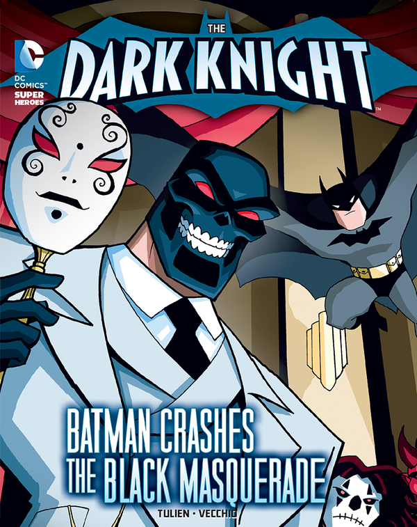 The Dark Knight: Batman Crashes the Black Masquerade