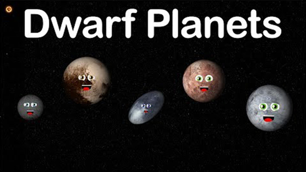 Dwarf Planets Song