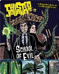 School of Evil (Twisted Journeys)